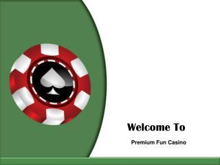 Get Premium Fun Casino Table At Affordable Price