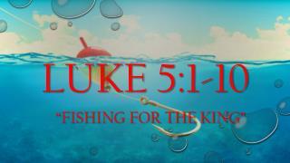 Luke 5:1-10