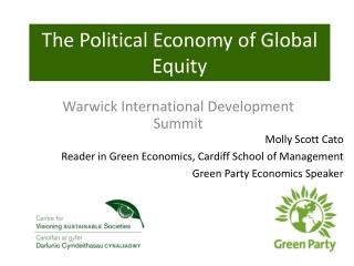 Warwick International Development Summit