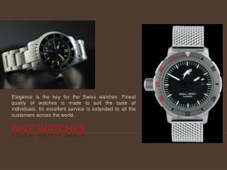 Dive Watches For Men