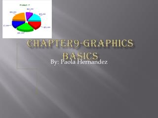 Chapter9-graphics basics