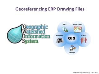Georeferencing  ERP Drawing Files