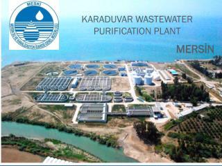 KARADUVAR WASTEWATER PURIFICATION PLANT