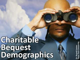 Charitable Bequest Demographics