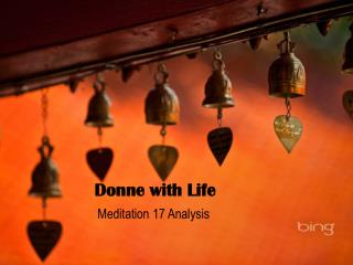 Donne with Life