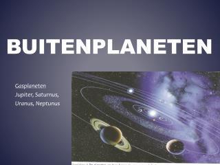 buitenplaneten