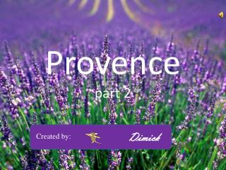 Provence part 2