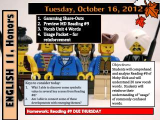 Tuesday, October 16, 2012