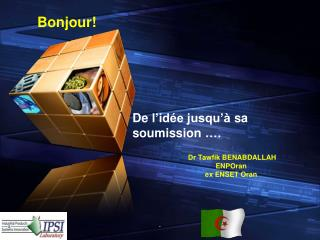 Dr  Tawfik  BENABDALLAH  ENPOran ex ENSET Oran