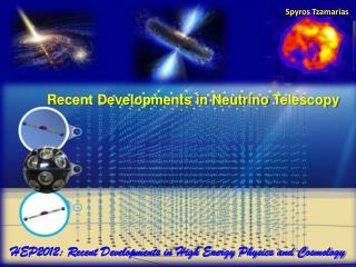 Recent Developments in Neutrino  Telescopy