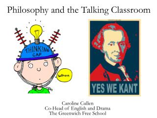 Philosophy and the Talking Classroom