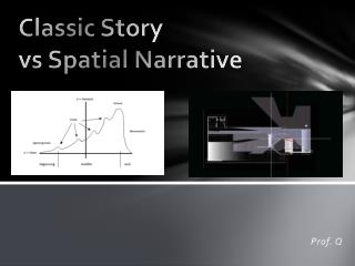Classic Story  vs Spatial Narrative
