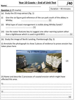 Study  the image of  North Landing,  Flamborough  (fig .  2)