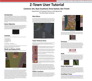 Z-Town User Tutorial