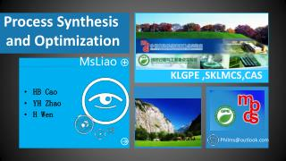 Process  Synthesis  and  Optimization