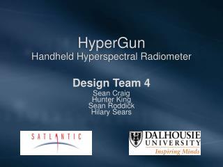 HyperGun Handheld Hyperspectral Radiometer