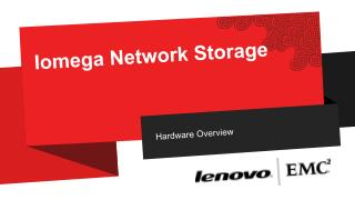 Iomega Network  Storage