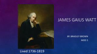 James Gaius Watt