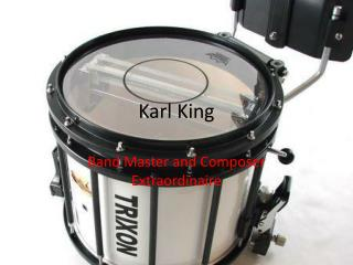 Karl King