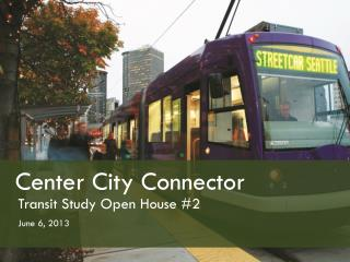 Center  City Connector