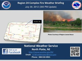 Region 24 Complex Fire Weather Briefing