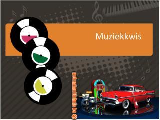 Muziekkwis
