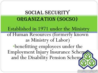 Jabatan Keselamatan dan Kesihatan Pekerjaan DOSH Kemanterian Sumber Manusia