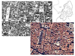 Concepto del plano topográfico.