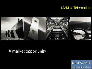 M2M  Telematics