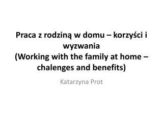 Katarzyna Prot