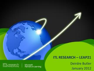 ITL  RESEARCH – LEAP21
