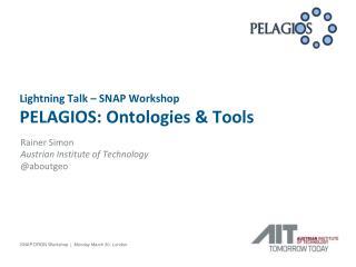 Rainer Simon Austrian Institute of Technology @ aboutgeo