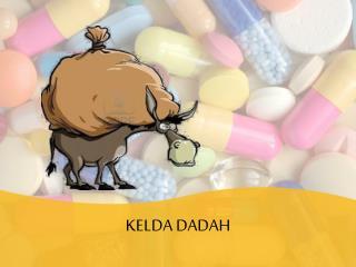 KELDA DADAH