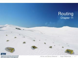 Routing Chapter 11
