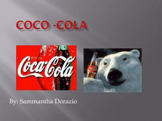 Coco -Cola