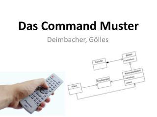 Das Command Muster