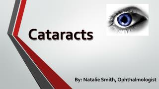 By: Natalie Smith,  Ophthalmologist