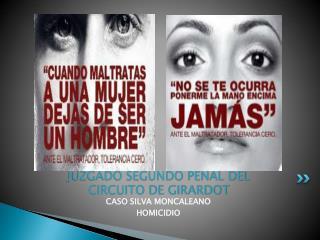 JUZGADO SEGUNDO PENAL DEL CIRCUITO DE GIRARDOT