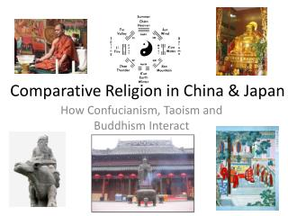 Comparative Religion in China & Japan