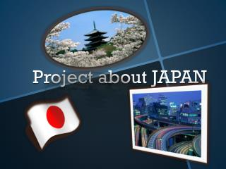 Project about JAPAN