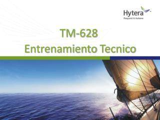 TM-628 Entrenamiento Tecnico