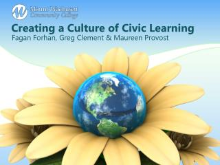 Creating a Culture of Civic Learning
