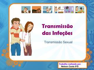 Transmissão  das Infeções