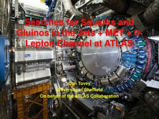 Searches for  Squarks  and  Gluinos  in the Jets + MET + 0-Lepton Channel at ATLAS