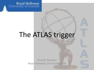 The ATLAS trigger