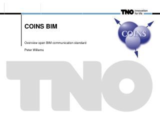 COINS BIM