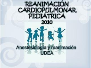 Anestesiología y reanimación UDEA
