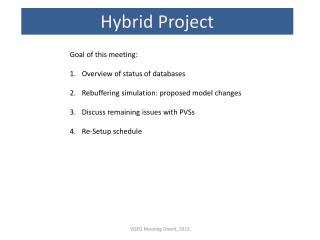 Hybrid Project