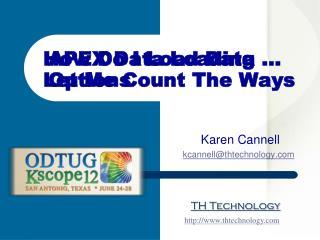Karen Cannell kcannell@thtechnology.com