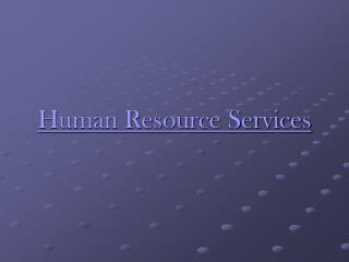 HR Consulting Services - Accuprosys